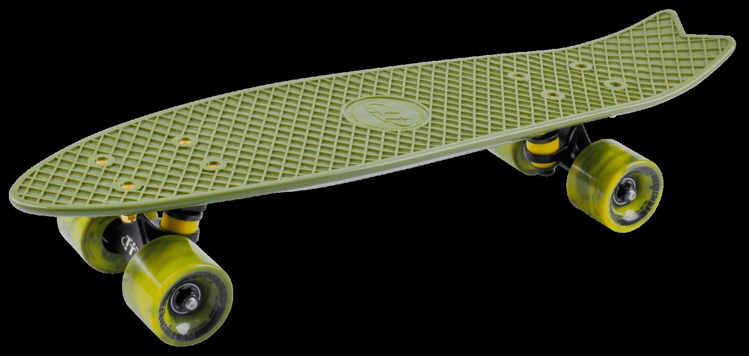 fishboard 23 dark green