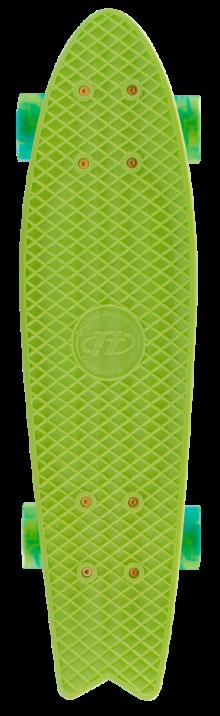 fishboard 23 light green 2