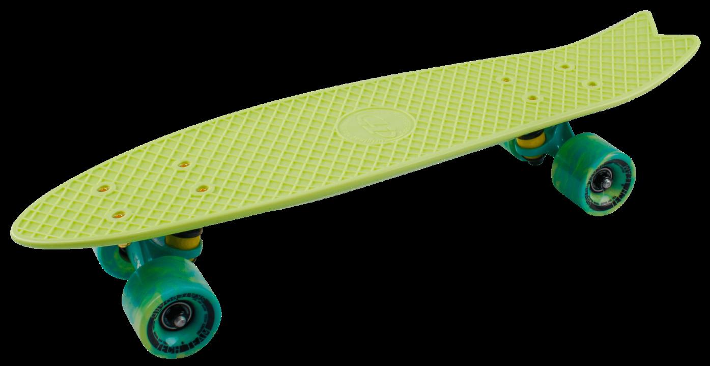 fishboard 23 light green