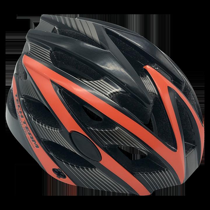 Шлем защитный TechTeam Gravity 700 красный