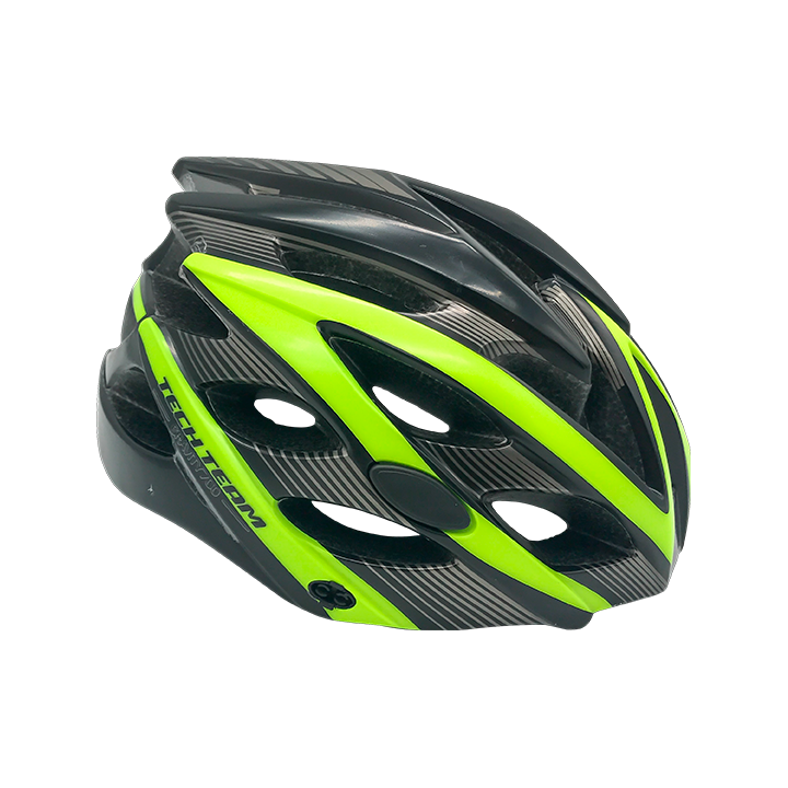 Шлем защитный TechTeam Gravity 700 зеленый