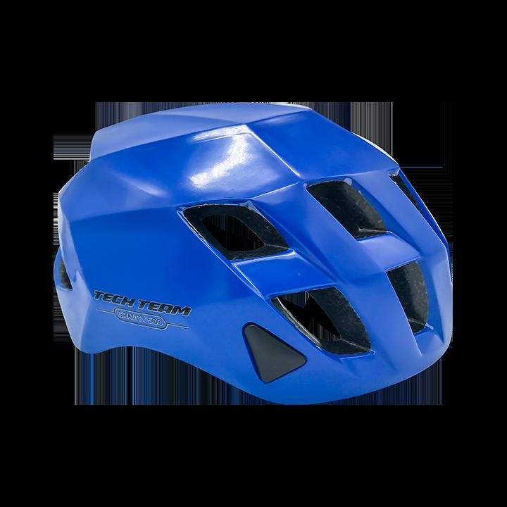 Шлем защитный TechTeam Gravity 500 синий