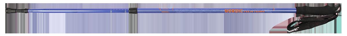Треккинговые палки для скандинавской ходьбы TechTeam Nordic