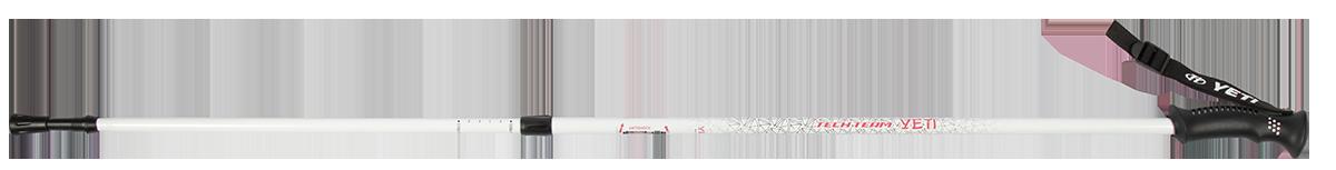 Треккинговые палки для скандинавской ходьбы TechTeam Yeti