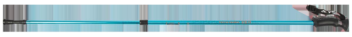 Треккинговые палки для скандинавской ходьбы TechTeam Yeti 2