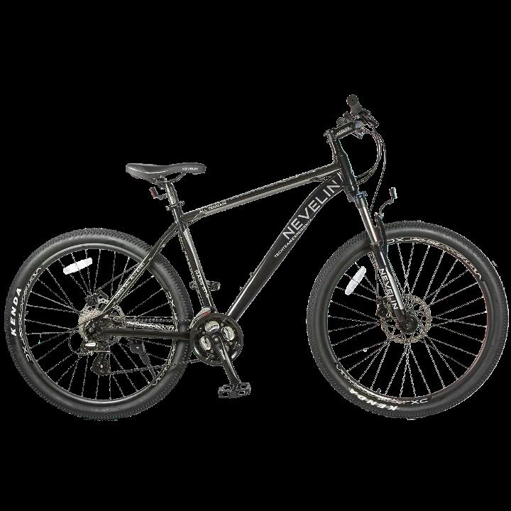 Горный велосипед TechTeam Nevelin 27.5 черный