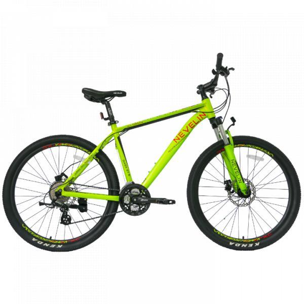 Горный велосипед TechTeam Nevelin 27.5 салатовый