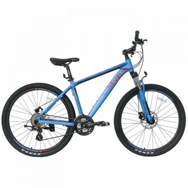 Горный велосипед TechTeam Nevelin 27.5 синий